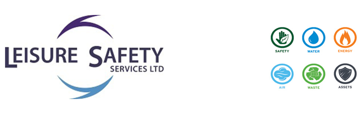 Leisure Safety Services  Ltd  Mobile Logo
